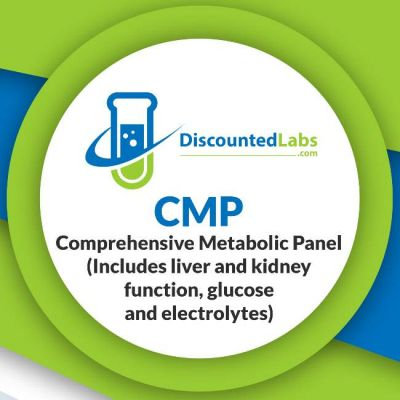cmp test comp metabolic panel
