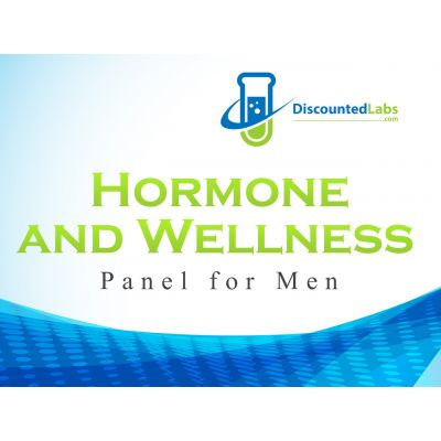 Complete Hormone & Wellness Panel for MEN