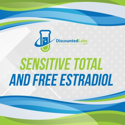 Estradiol, Total and Free (Ultrasensitive)