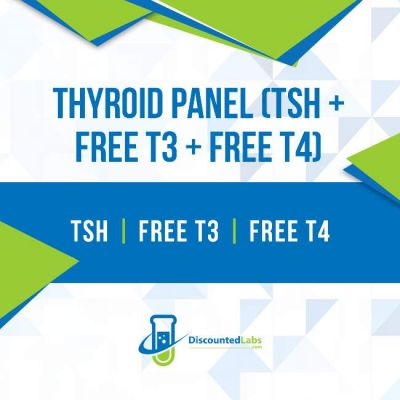 THYROID Panel (TSH + Free T3 + Free T4)