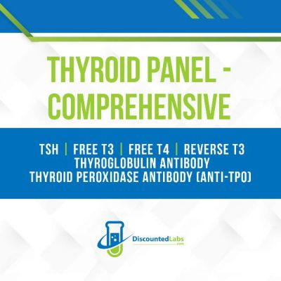 THYROID Panel - COMPREHENSIVE